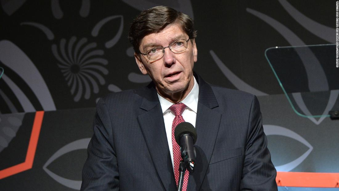 Clayton Christensen, pioneer of 'disruptive innovation,' dies at 67