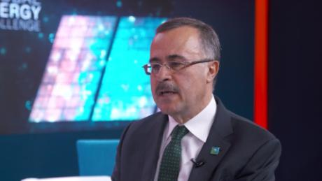 Saudi Aramco CEO on oil prices, US shale and Hormuz security