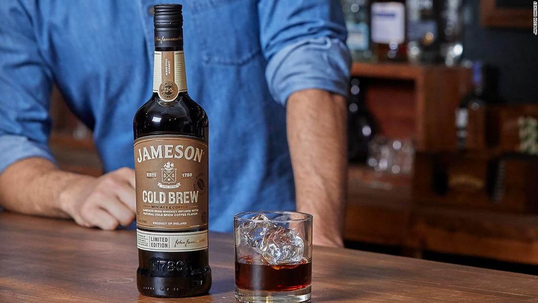Jameson announces limited-edition Jameson Cold Brew