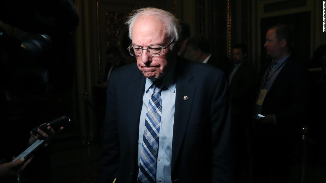 Why is Bernie Sanders surging?