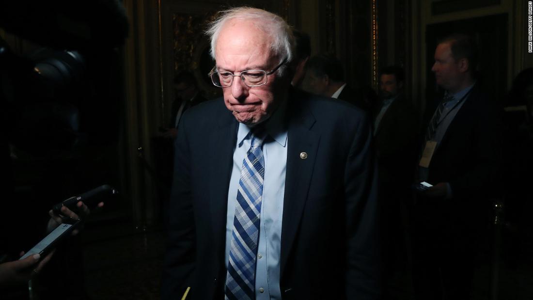 Το CNN δημοσκόπηση: Sanders προσθέτει ορμή με οδηγήσει σε New Hampshire