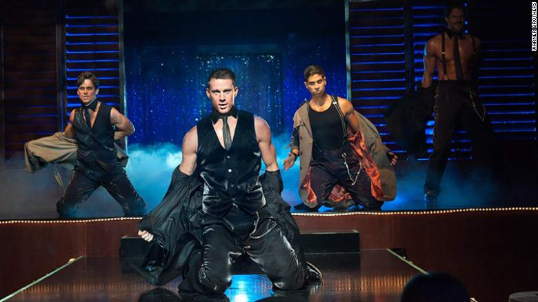 'The Real Magic Mike' unscripted competition series coming to HBO Max