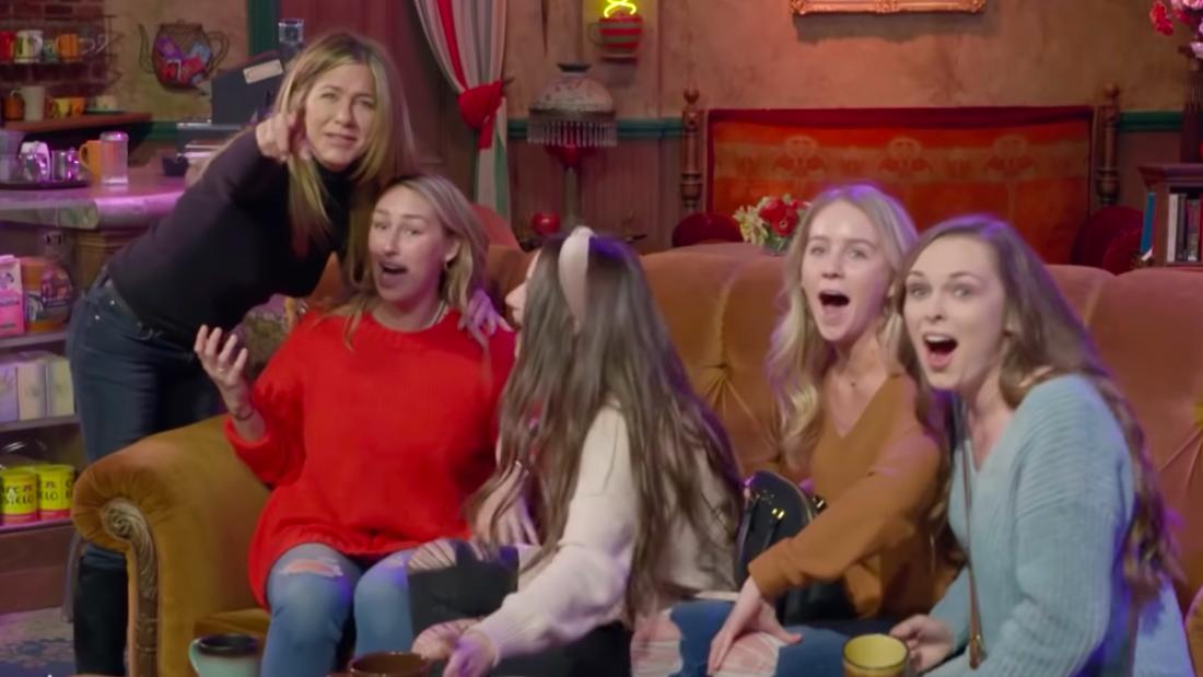Watch Jennifer Aniston überraschung ahnungslose