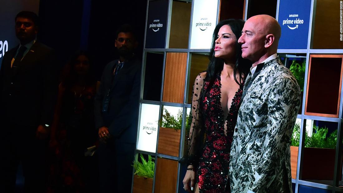 Jeff Bezos wegen Verleumdung verklagt von seiner Freundin ' s Bruder