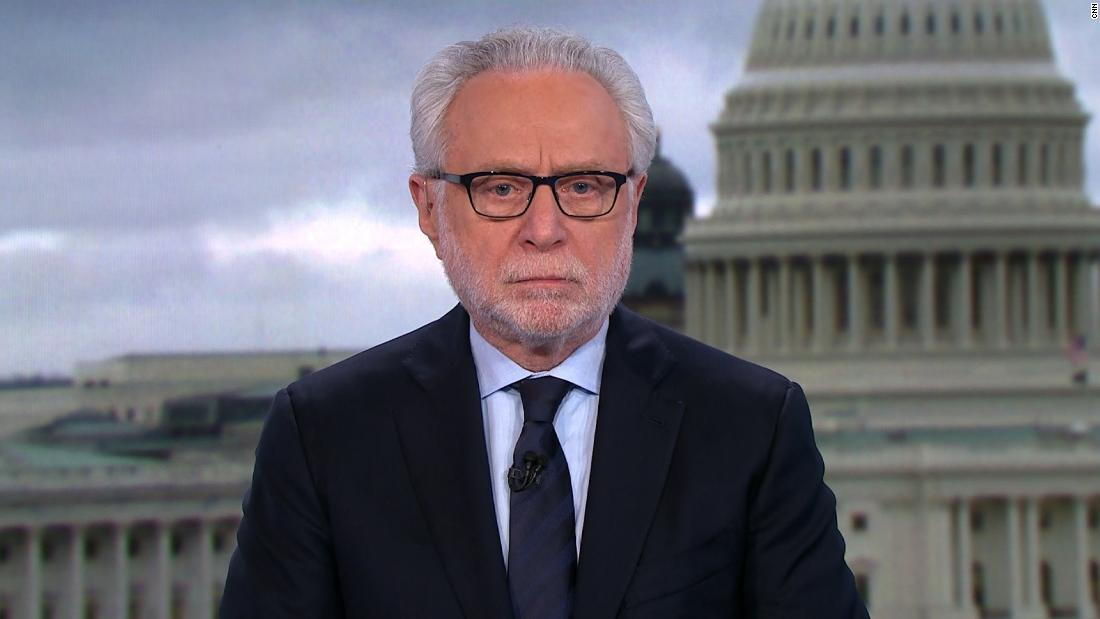 Wolf Blitzer: President Trump's counsel simply ignored this