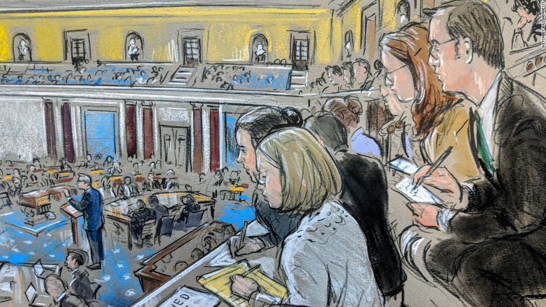 Ανάλυση: Τι θα συμβεί αν η Γερουσία αθωώνει Τραμπ;