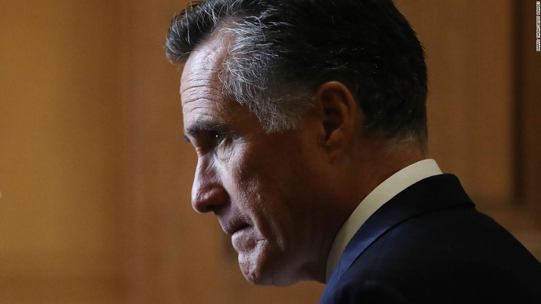 Mitt Romney becomes first GOP senator to support convicting Trump in impeachment trial