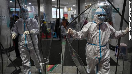 Opinion: The World Health Organization should sound the alarm on Wuhan coronavirus