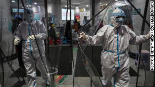 China says coronavirus can spread before symptoms show -- calling into question US containment strategy