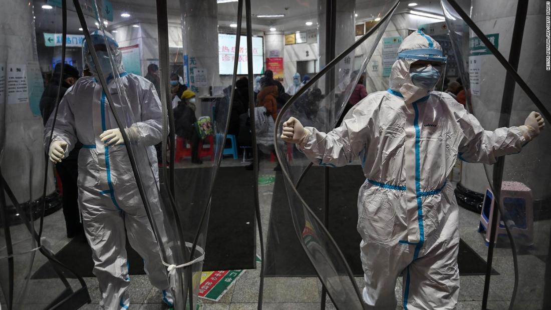 中国のXi警告の深刻な状況としてcoronavirus死者が増加し続けてい