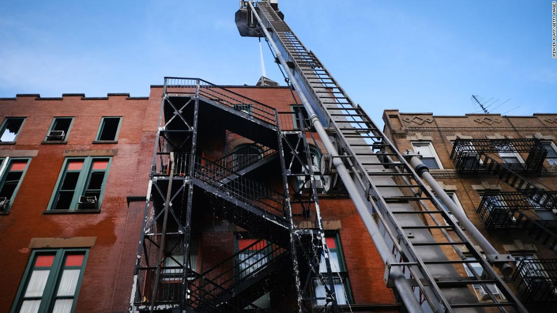 Fire devastates New York museum of Chinese American life