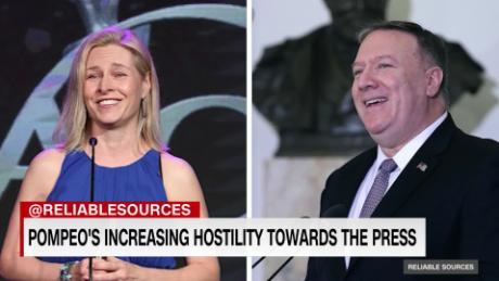 Pompeo boils over as Ukraine pressure increases