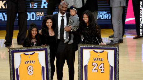 Kobe Bryant was a living legend. In his final hours, he was an ordinary dad and friend