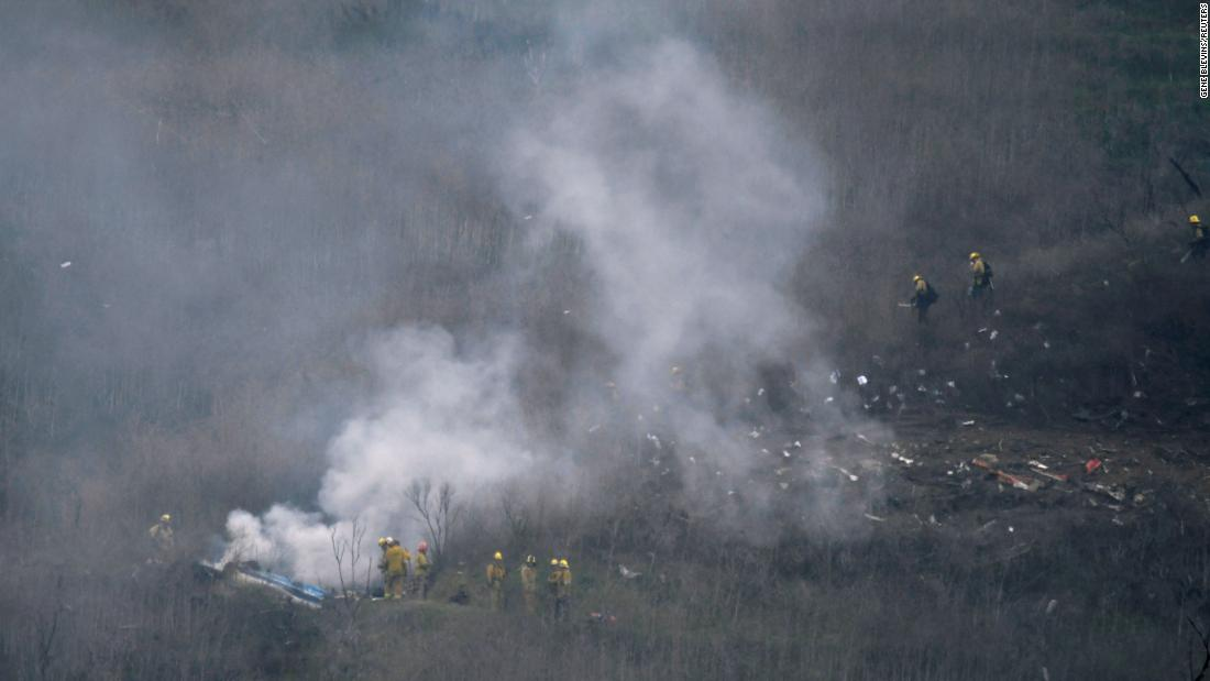 Pilot in Kobe Bryant crash verletzt-Wetter-Regeln im Jahr 2015, FAA-Aufzeichnungen zeigen