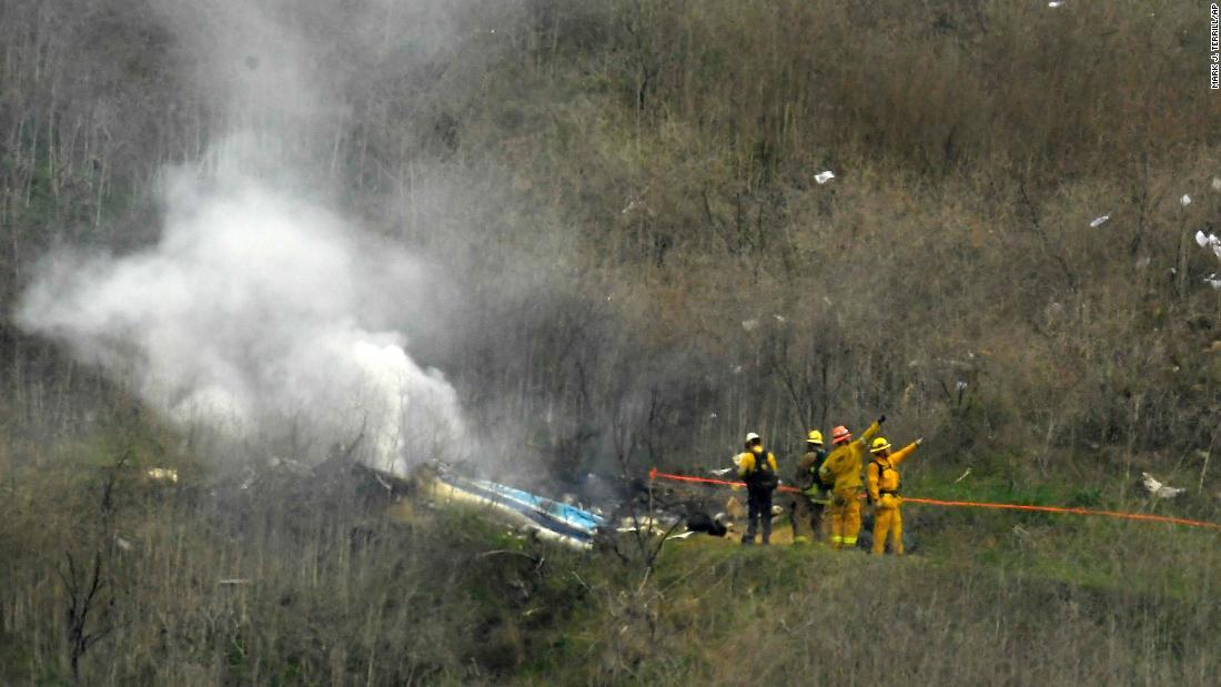 Pilot: The mystery of Kobe Bryant's chopper crash