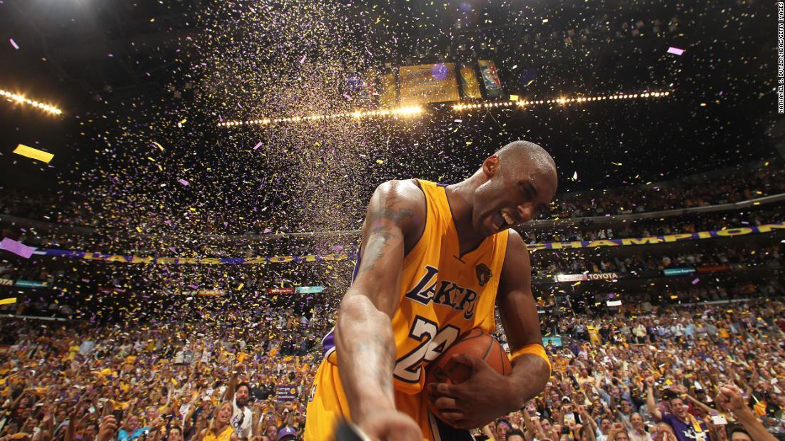 Kobe Bryant Fast Facts Cnn