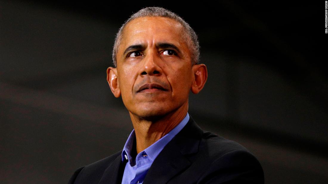Obama issues first 2020 endorsements: 'Our country's future hangs on this election'