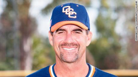 Orange Coast College (OCC) baseball coach John Altobelli died in the helicopter crash with Kobe Bryant early Sunday morning.