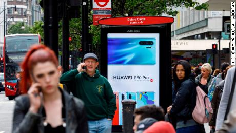 UK will allow Huawei to help build its 5G network despite US pressure