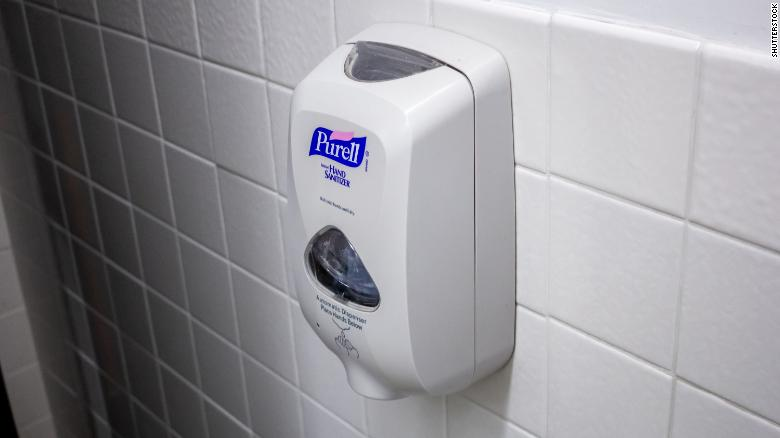FDA to Purell: Stop claiming your hand sanitizers eliminate Ebola 200127123626-purell-hand-sanitizer---stock-exlarge-169