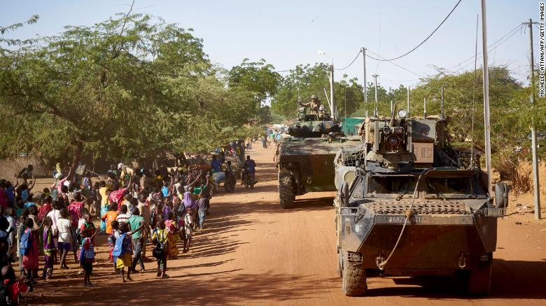 Macron announces end of France's anti-terror Operation Barkhane in Africa's Sahel region