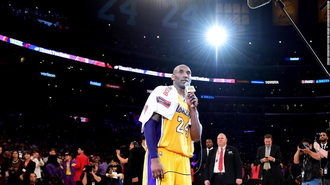 NBA αναβάλλει Λέικερς παιχνίδι, καθώς οι παίκτες θρηνούν την απώλεια του μύθου Κόμπι Μπράιαντ