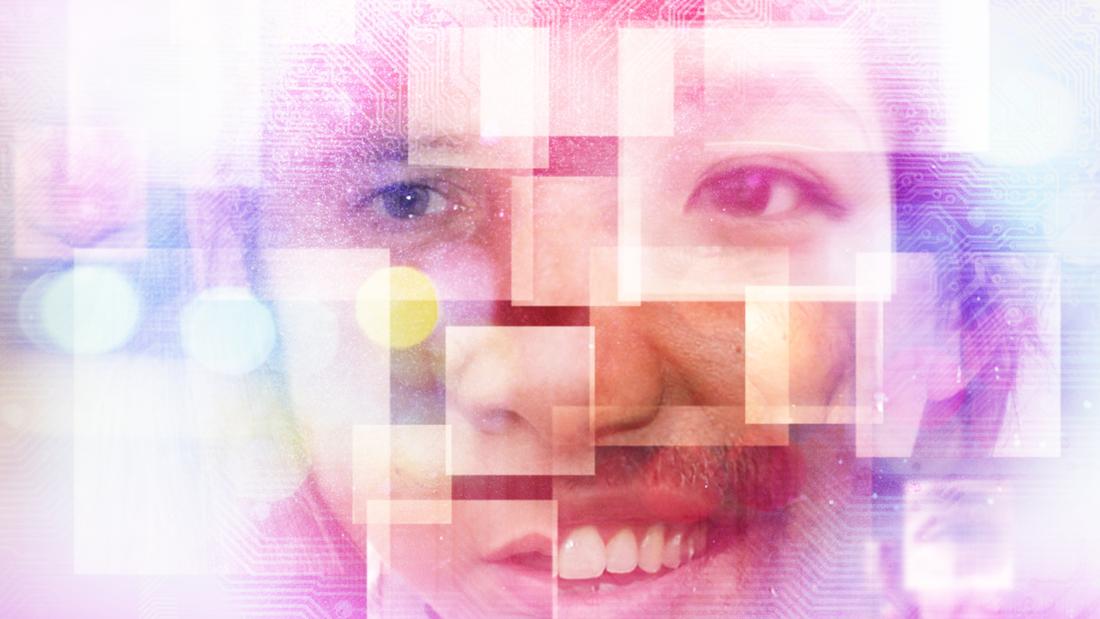 Wie fake-faces werden offensiver online