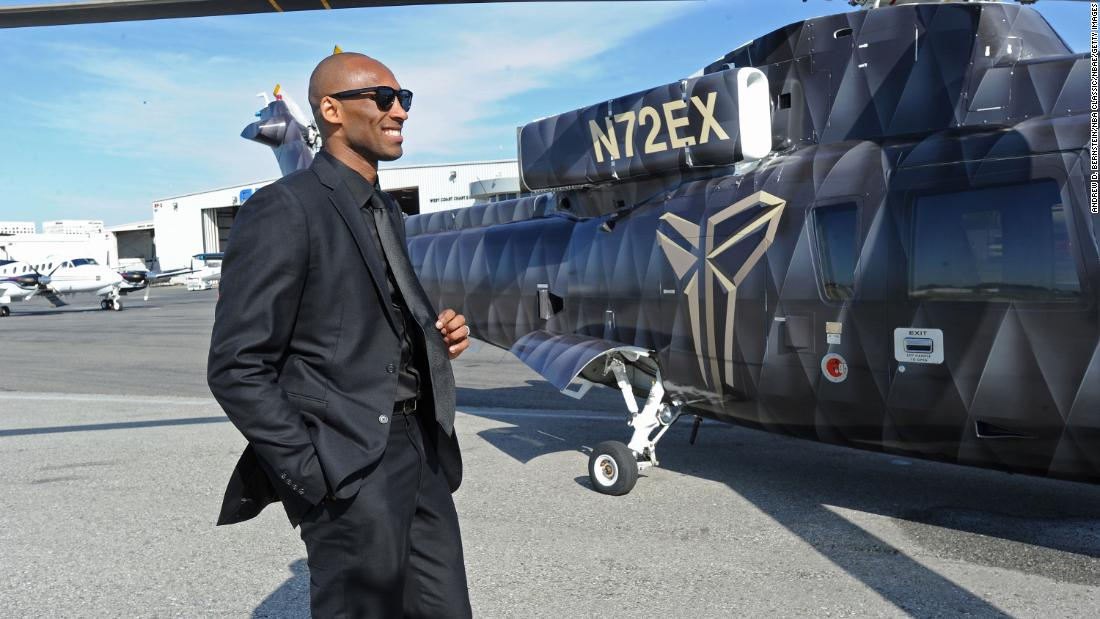 The Sikorsky S-76B was built to carry VIPs like Kobe Bryant. Here's what we know about the helicopter - CNN