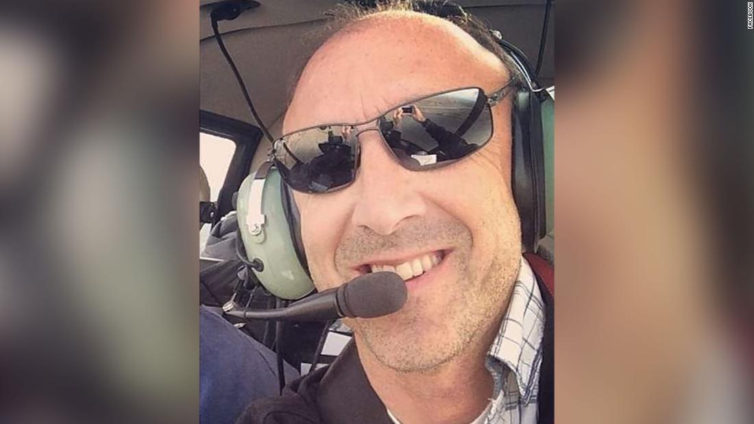 Πιλότος με το όνομα σε δυστύχημα που σκότωσε τον Κόμπι Μπράιαντ και έξι άλλοι