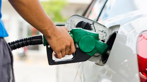 Gas stations are one of the eligible 5% cash back categories on the Citi Custom Cash Card.