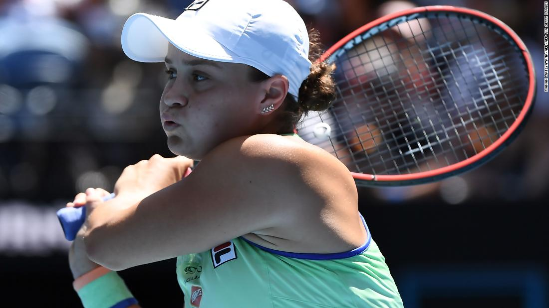 World No. 1 says she won't play in US Open