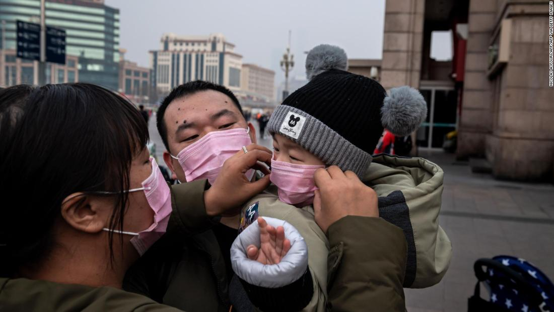 Death toll from Wuhan coronavirus tops 100 as infection rate accelerates