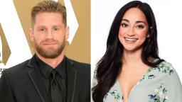 """Chase Rice affirme que les producteurs de """" Bachelor '' l'ont aveuglé avec son ex-petite amie"""