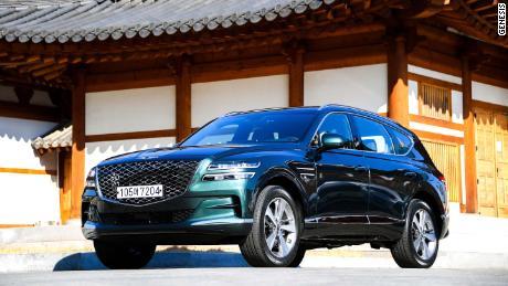 Le nouveau SUV Genesis pourrait changer la donne pour la marque de luxe de Hyundai