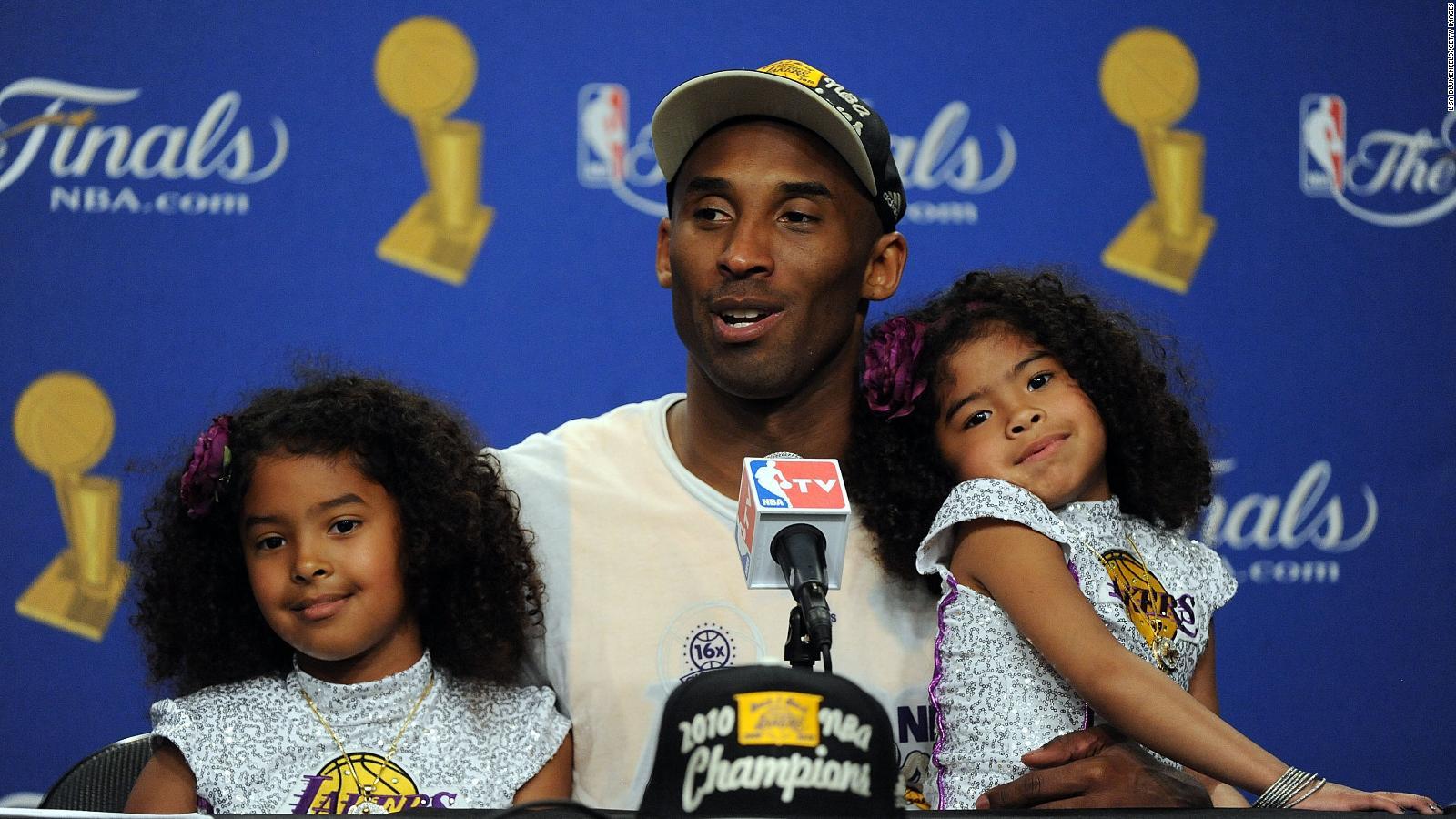 Anchor's touching Kobe Bryant tribute sparks #GirlDad trend