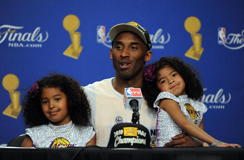 Kobe bryant daughters age
