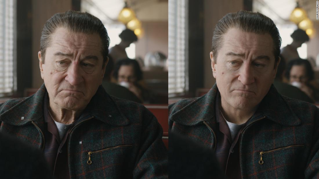 Pertama-of-jenisnya-VFX tech untuk mengambil beberapa dekade off De Niro dalam 'Irlandia'