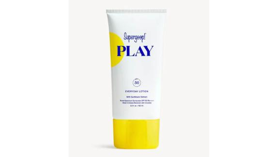 Supergoop Play Everyday Lotion SPF 50 with Sunflower Extract