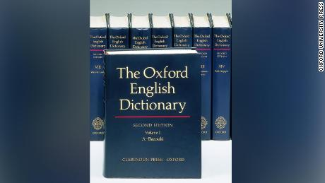 The OED says the addition of more Nigerian words reflects the country's position as one of the world's biggest English-speaking nations.