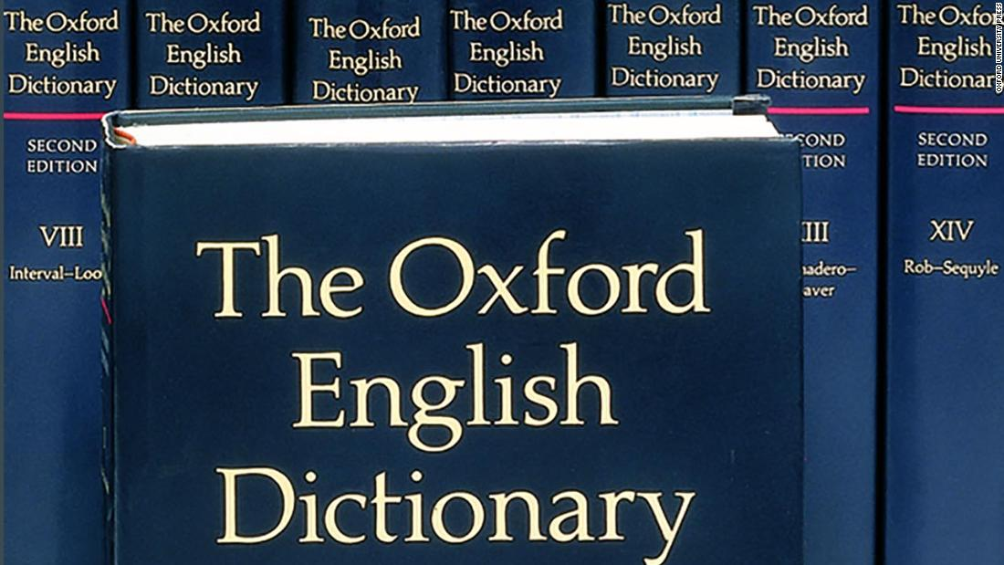 Oxford English Dictionary adds 29 Nigerian words and phrases