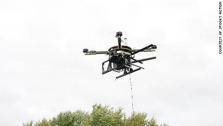 Flying cellphone towers: Could drones bring internet coverage to remote areas?