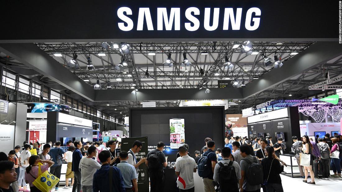 Samsungs Gewinne sind wieder runter, aber der turnaround kann in der Nähe sein