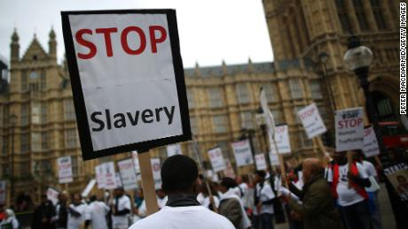 Britain has thousands of people in modern slavery - and in London it is getting worse