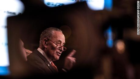 Schumer announces $8.5 billion request for emergency coronavirus funding