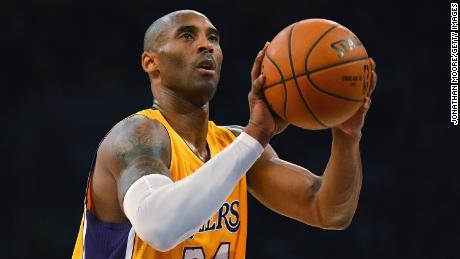 Diana Taurasi pays tribute to Kobe Bryant