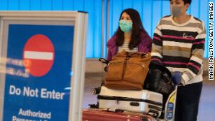As coronavirus spreads, TSA issues new directive for anyone entering the US from China