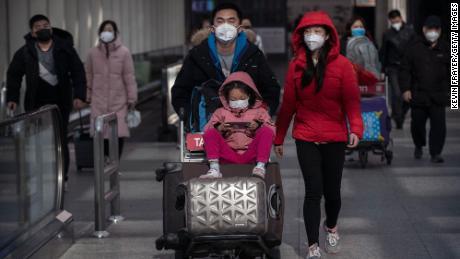 Le Département d'État élève un avis aux voyageurs en Chine