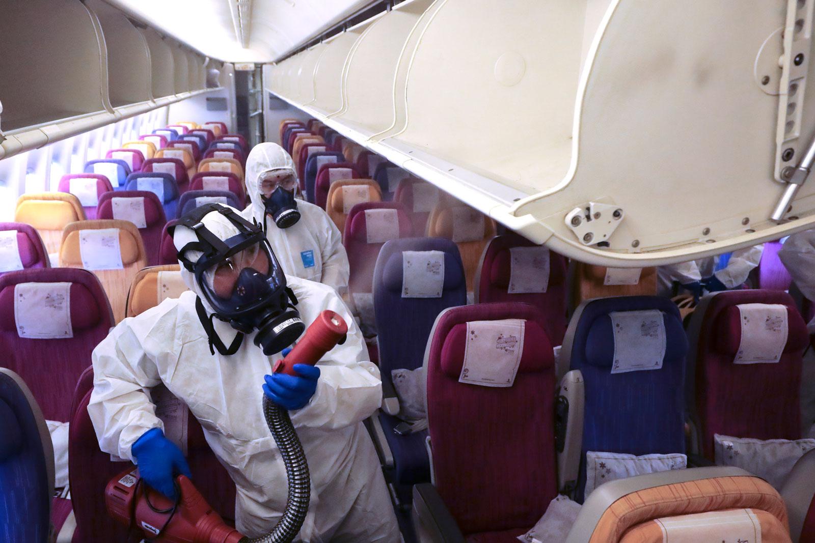 Resultado de imagen para Airlines coronavirus