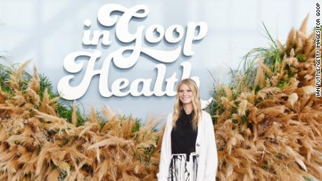 Gwyneth Paltrow at the In Goop Health Summit in San Francisco on November 16, 2019