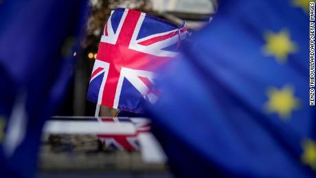 La Grande-Bretagne a besoin d'un gros accord commercial avec l'Europe et en veut un avec l'Amérique. Il peut se terminer 2020 sans